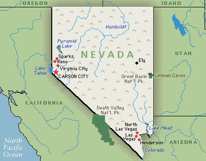 Nevada casinos finally beginning to recover from the recession