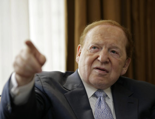 Sheldon Adelson abandons the Eurovegas project