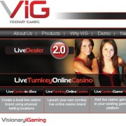 Vsionary igaming