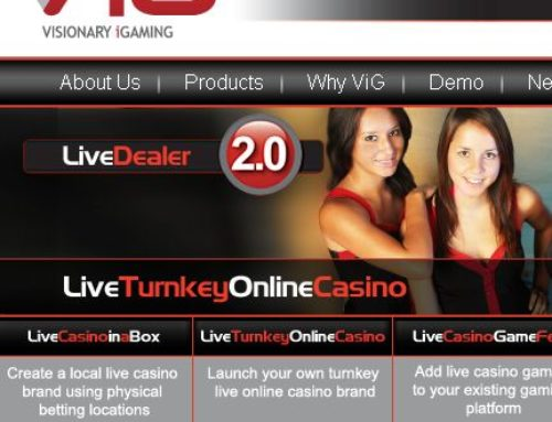 Visionaryigaming or Live Casino Software