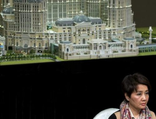 French themed casinos popular in booming Macau