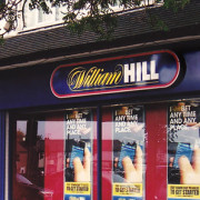 William Hill Terminal in Uniked Kingdom