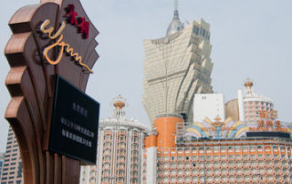 Wynn Casino in Macau