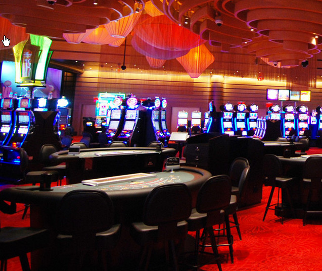 Revel Casino Slots Machine