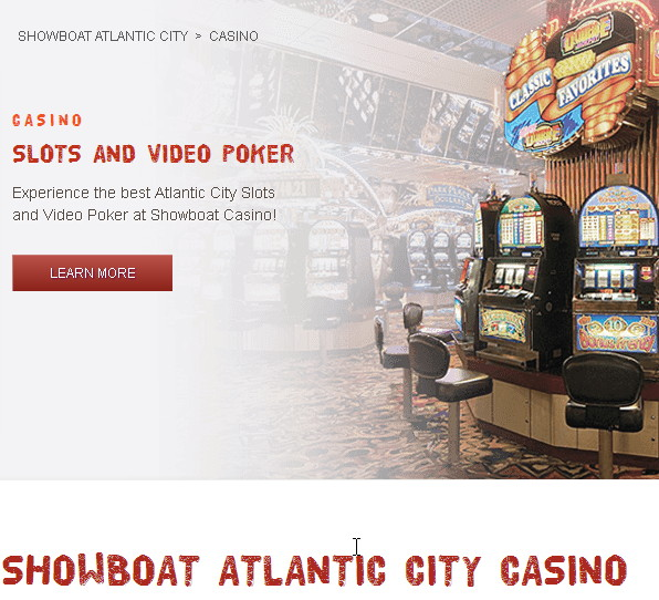 caesars casino atlantic city online