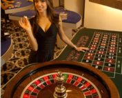 Dealer in live roulette fairway Casino