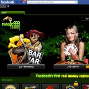 Magic 888 Casino in Facebook