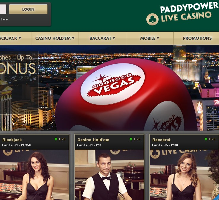 live online gambling vegas odds calculator