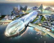 South Korea is bulding a $290 billion casino resort : Paradise City Casino