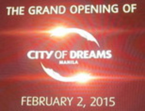City of Dreams Manila has grand opening