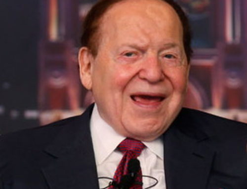Sheldon Adelson continues anti online gambling campaign