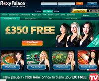 Roxy Palace Casino Live