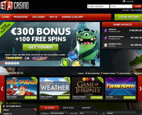 Betat Casino: live dealers