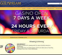 Gulfstream Racing Casino in Florida