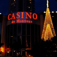 Montreux Casino in Switzerland