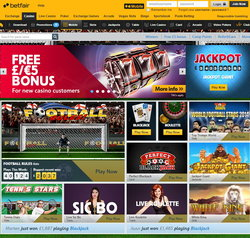 Betfair Casino may merge with Paddy Power casino