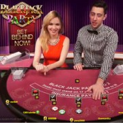 Blackjack Party : Evolution Gaming live blackjack