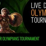 Live Dealer Olympians Tournaments of Celtic Casino