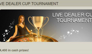 Live Dealer Cup Tournament Fairway Casino