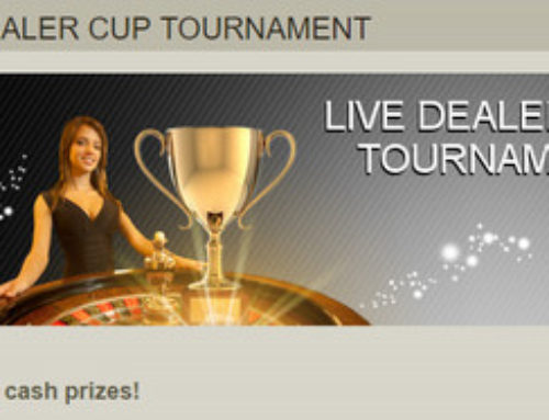 Online Blackjack Tournament in Fairway Casino