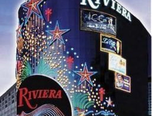Curtain falls on Riviera Casino in Las Vegas