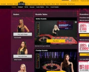 Betfair Casino: Playtech Live Dealers