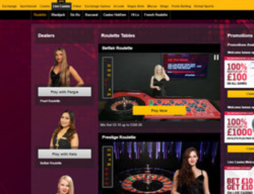 Betfair Casino : a leading name in Igaming