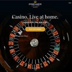 Premier Live Casino : #1 Live dealers casino