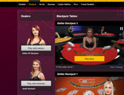 Betfair: The Best In Licensed Live Casino Gambling