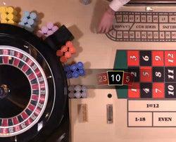 Dragonara Roulette of Evolution Gaming