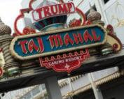 Trump's name removed from the Taj Mahal Casino