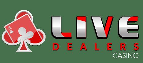 Live dealers casino Retina Logo