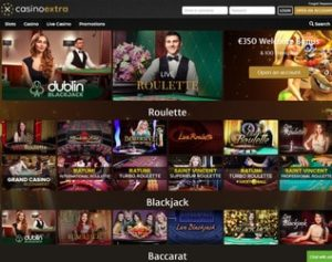 Casino Extra : Live casino approved by Live Dealers Casino