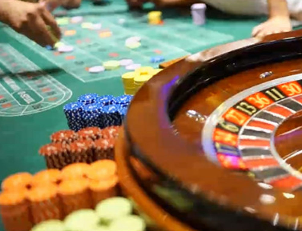 Evolution Gaming Online Roulette live from the Grand Casino Bucharest