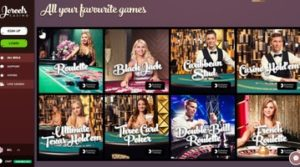 joreels, one of the best live casino