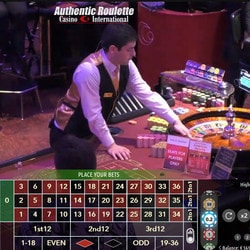 Authentic Roulette Casino International Batumi (Georgia)