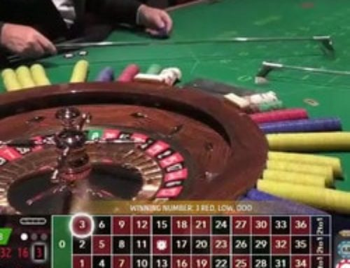 Lucky31 Casino : Live Roulette from the Saint Vincent Casino