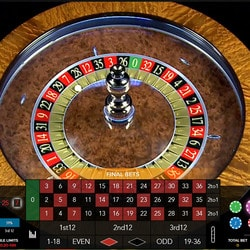 Live Auto Roulette 60s, a Authentic Gaming online roulette