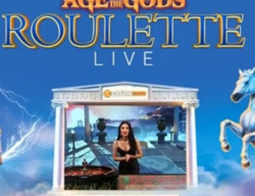 Huge win on Playtech's Age of the Gods Live Roulette