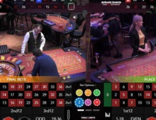Duo Roulette from the Hilton Casino Batumi on Lucky31 Casino
