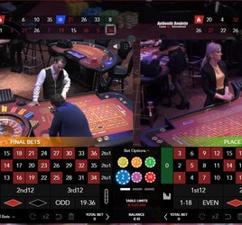 Duo Roulette from the Hilton Casino Batumi on Lucky31 Casino