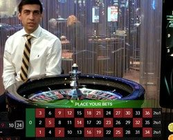 Casino Floor Roulette : innovative live roulette from Authentic Gaming
