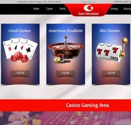Casino International Batumi, a land based casino in Georgia