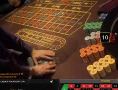 Live Roulette from the London Hippodrome Casino available on Dublinbet