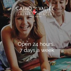 Saint-Vincent Casino in Italy