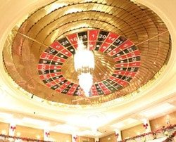 Casino du Liban : World Biggest roulette in the Guinness Book