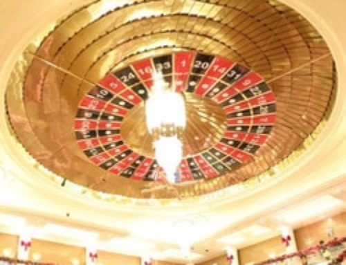 Roulette : Casino du Liban in the Guinness Book of Records