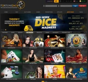 Fortunejack is the best bitcoin casino