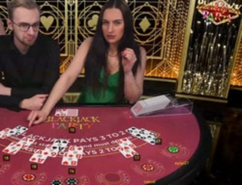 Online Blackjack with live dealers in full expansion