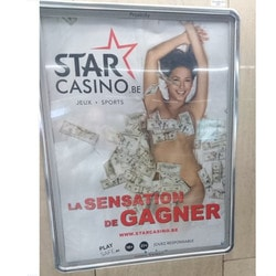 Legal Belgian Online Starcasino's Advertisement Considered Sexist